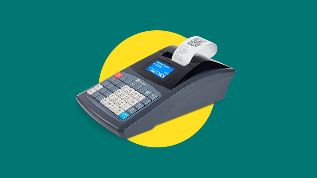 Пробивка чека на онлайн-кассе при приеме платежа на личную банковскую карту