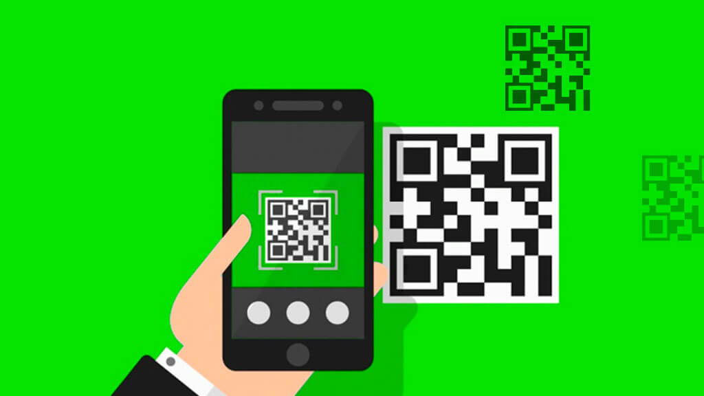 Оплата по QR-коду вместо эквайринга