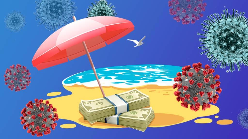 Налоговые каникулы для бизнеса из-за коронавируса